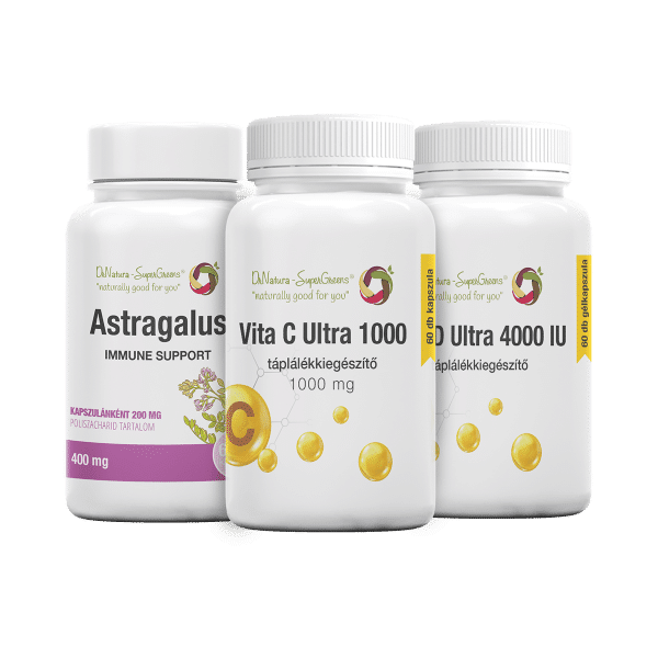 astragalus vitamin d vitamin c