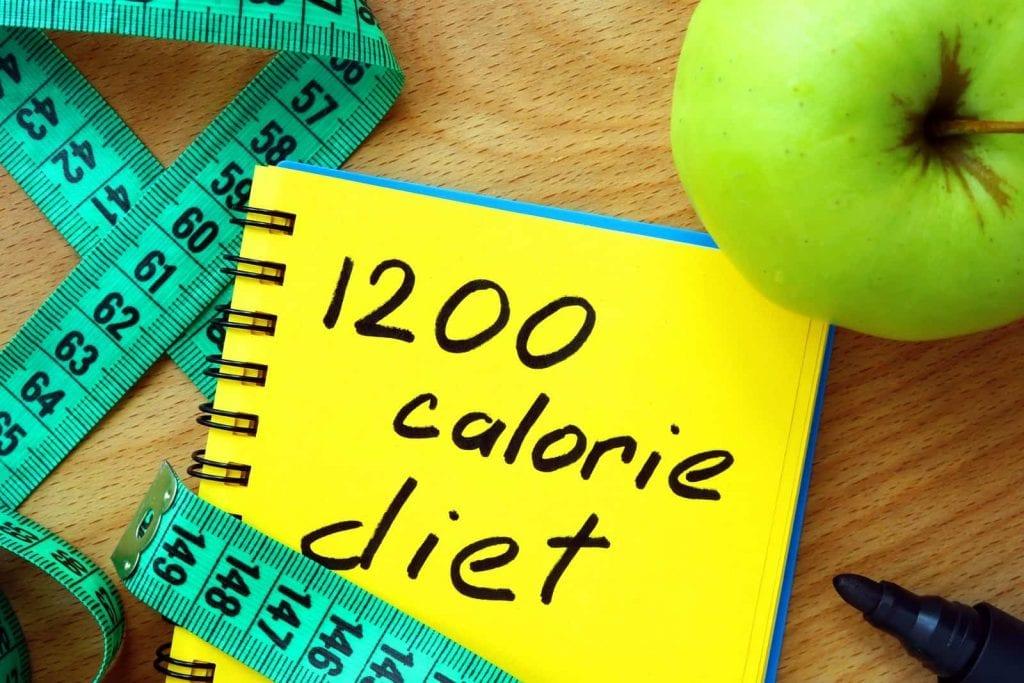 1100 kalóriás diéta