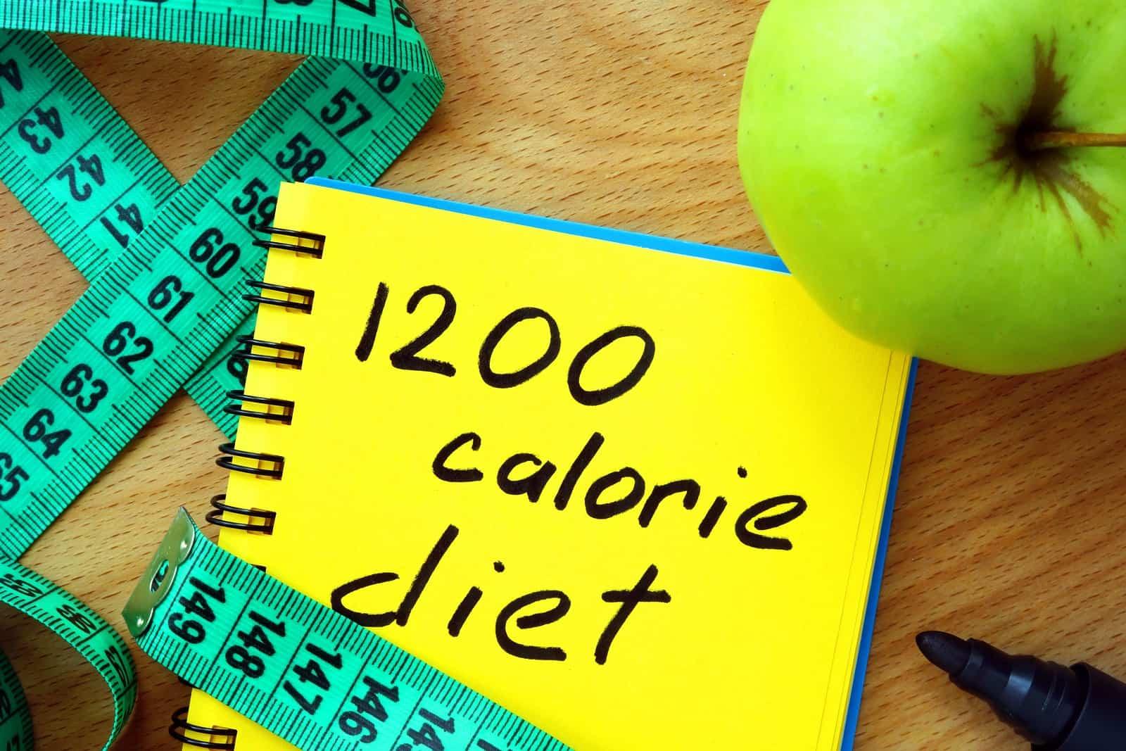 1200 kalóriás diéta