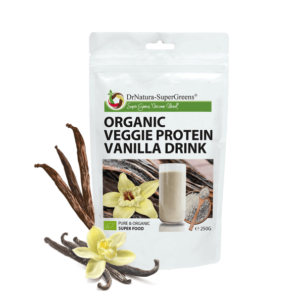 vaníliás fehérjepor