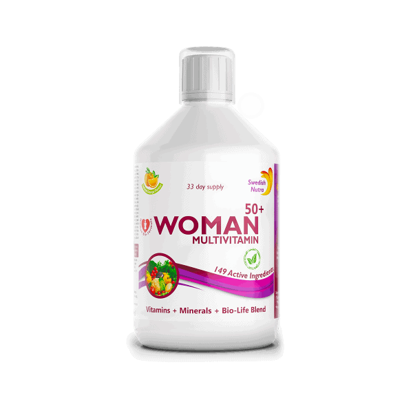 Woman 50+ multivitamin