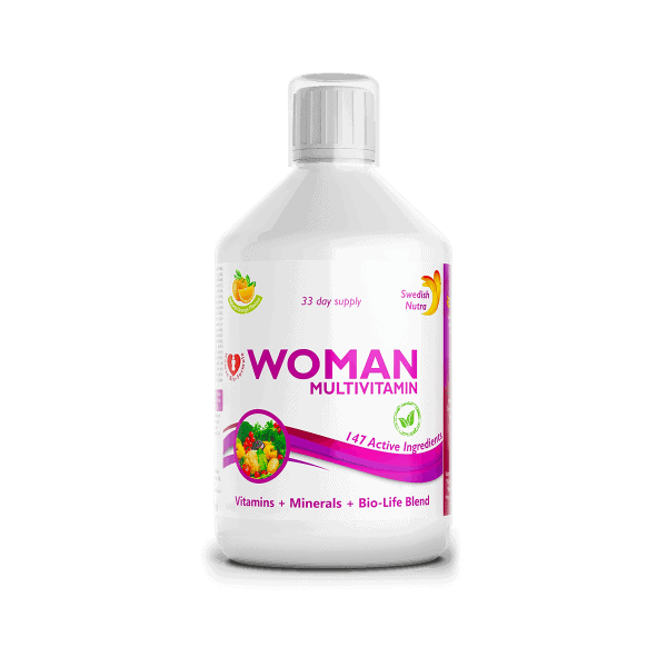 Woman multivitamin