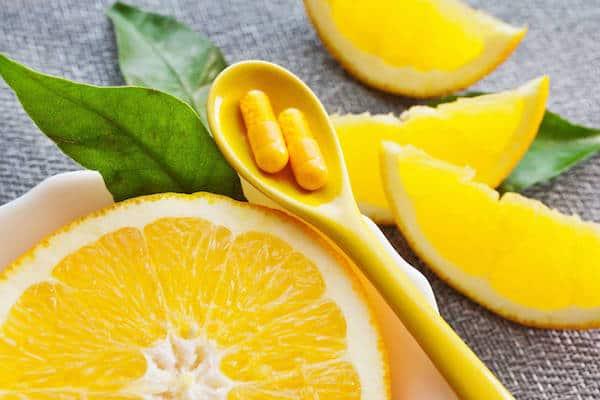 C-vitamin adagolás