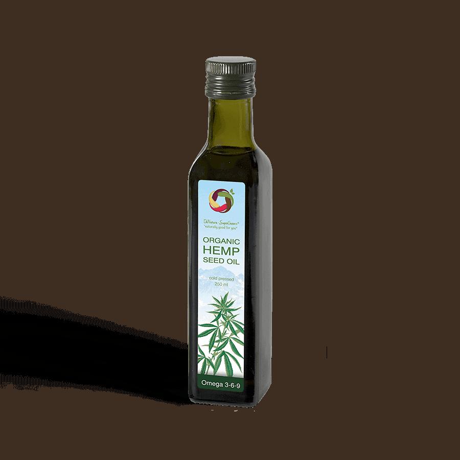 A kendermagolaj az egyik legegészségesebb szuperélelmiszer