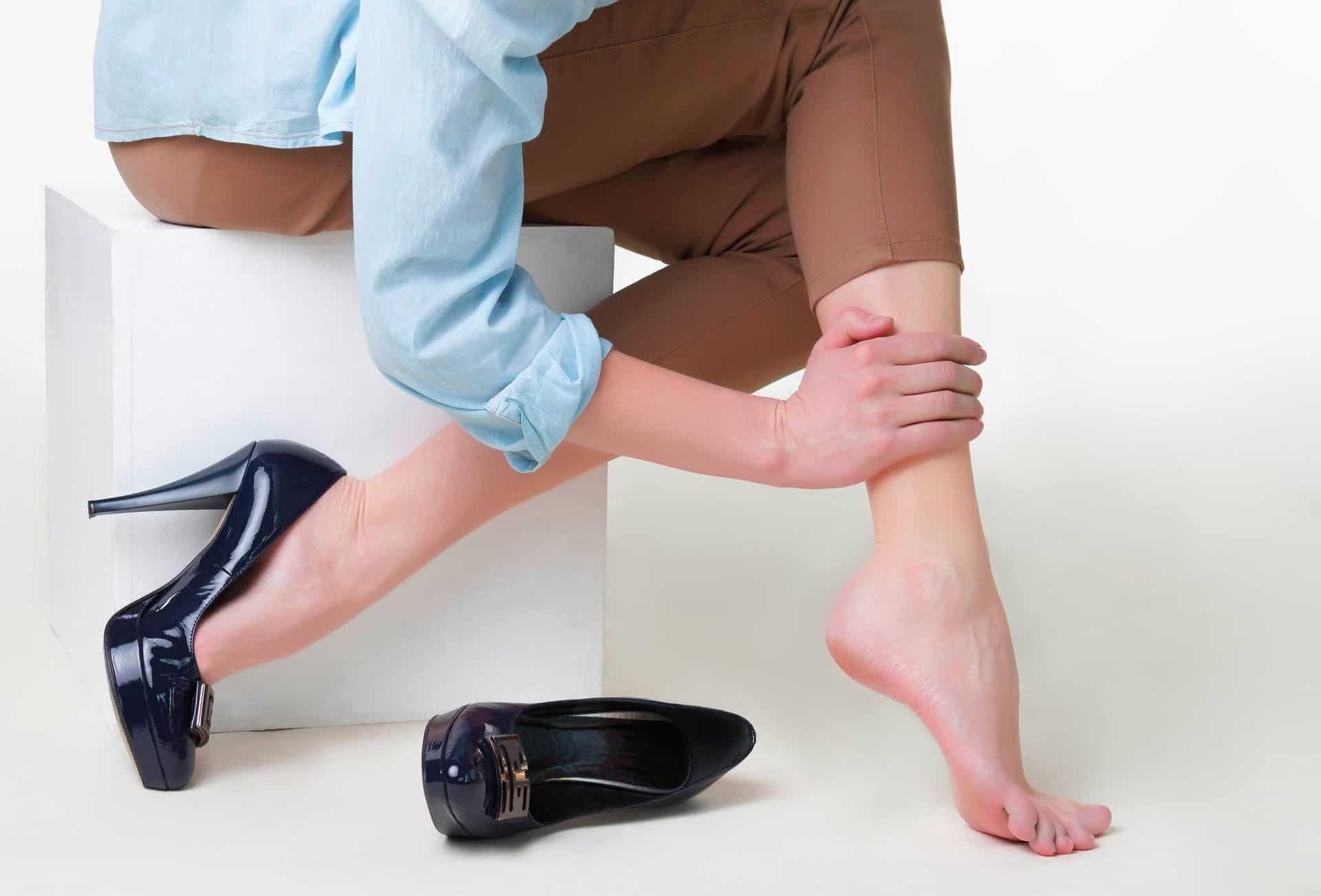 nehéz láb