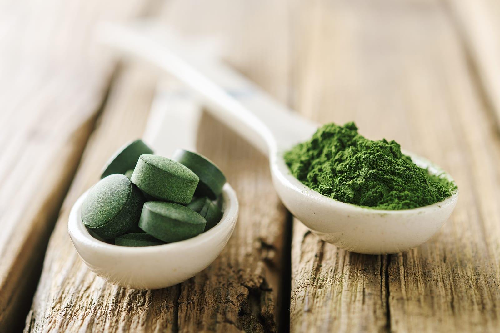 chlorella alga fogyás fogyni gyorsan sokat
