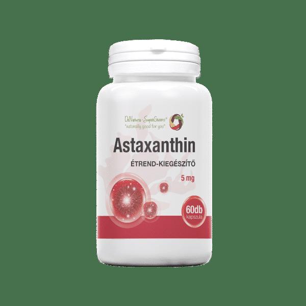astaxanthin kapszula