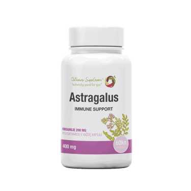 Astragalus kapsule