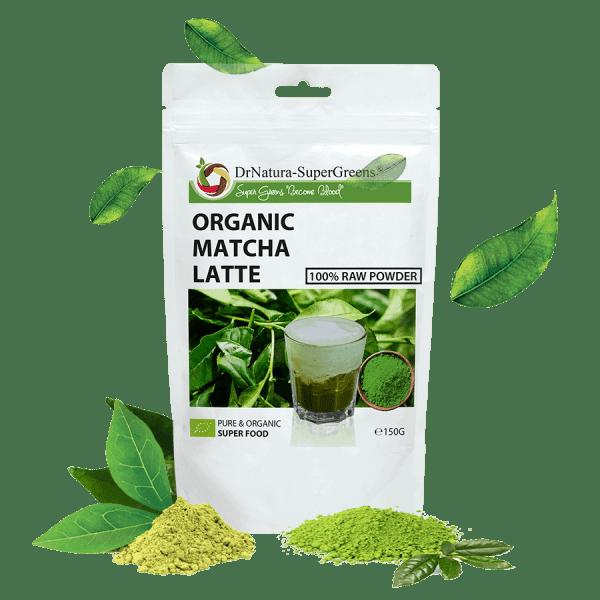 Bio Matcha Latte