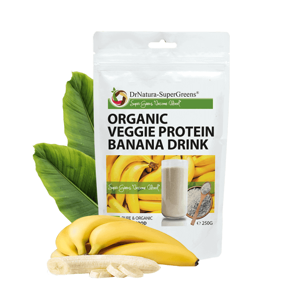 bio bananovy bielkovinovy prasok
