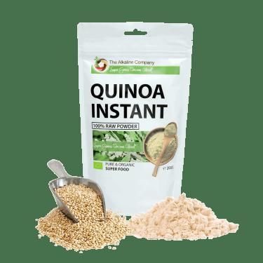 Quinoa prások