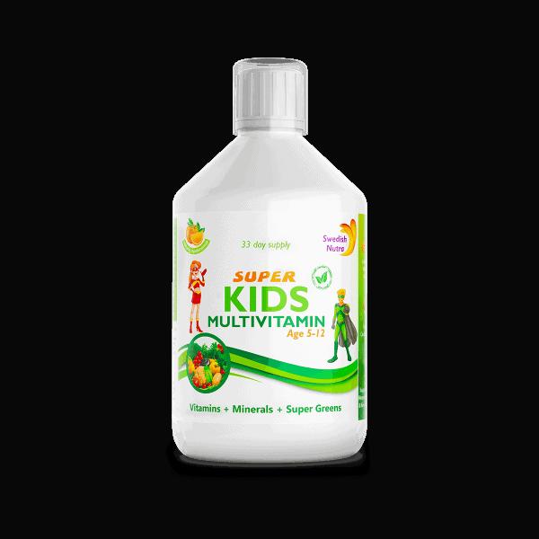 Super Kids multivitamin