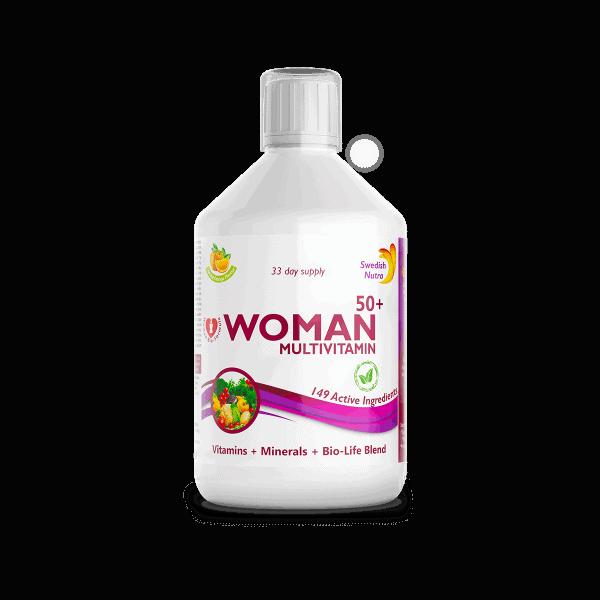 Woman 50+ multivitamin