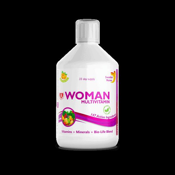Woman multivitamin