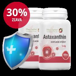 astaxanthin akcia