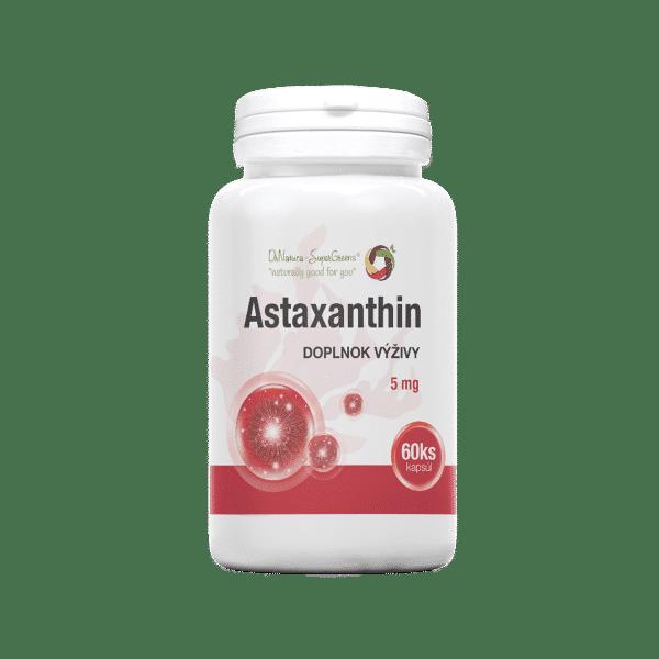 astaxanthin kapsule
