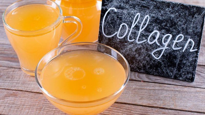 Kolagénový nápoj