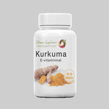 Kurkuma tabletta